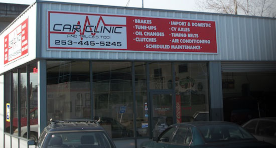Car Repair Puyallup