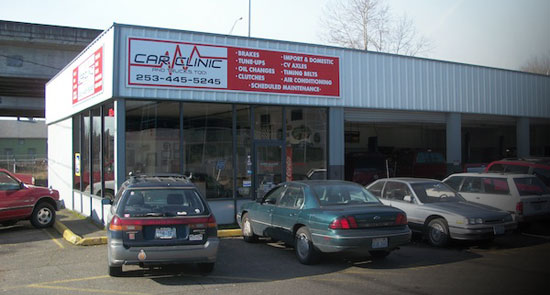 Auto-Clutch-Repair-Puyallup-WA