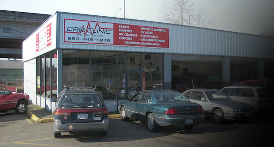 Auto Repair Puyallup Sumner Bonney Lake Auburn Cars